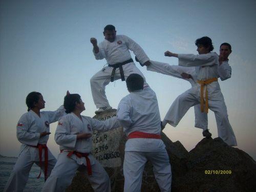 escuela kin riu-iro shotokan: Escuela Karate,do